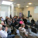 Die Förderpreisverleihung der Diakonie-Stiftung MitMenschlichkeit Hamburg fand in den Räumen des Diakonischen Werks Hamburg statt. Erstmals wurden Projekte für Jugendliche ausgezeichnet.