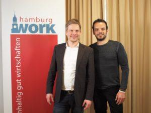 Kai Gosslar und Steffen Henssler