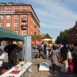 Stadtteilfest Stand Begegnungsstätte Bethesdastraße