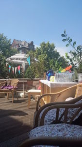 Begegnungsstätte Borgfelde Sommerfest