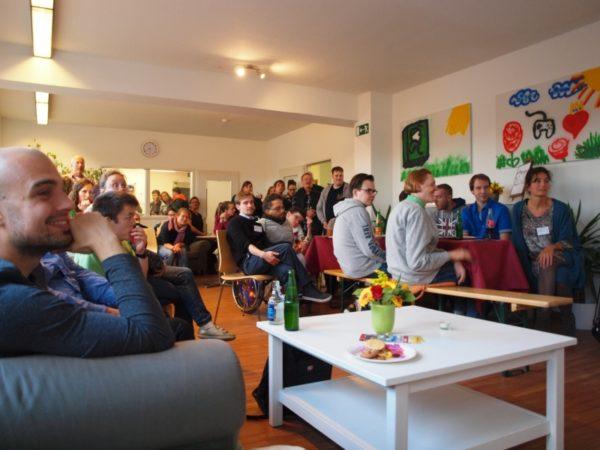 Fest Zur Einweihung Des Treffs Rahlstedt Pestalozzi Stiftung Hamburg