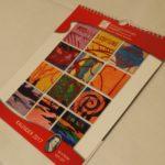 Aus ausgewählten Arbeiten der Kunstgruppen der Begegnungsstätten Berne und Hummelsbüttel wurde ein Kalender für das Jahr 2017 gestaltet.