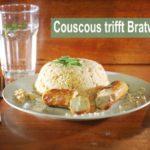 Couscous-Wurst