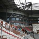 Die Pestalozzi-Stiftung Hamburg betreibt acht Kindertagesstätten in ganz Hamburg. Hier: die Kita im Millerntor-Stadion des FC St. Pauli.