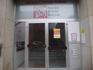 Pestalozzi Stiftung Hamburg Büro in St. Georg