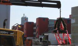 """Die Produktionsküche von Lecker hoch drei liegt im modernisierten """"Altbau"""""""