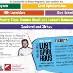 Gala am 9. Juni in Alma Hoppes Lustspielhaus