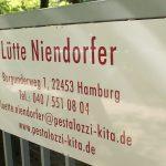 Die Pestalozzi-Kita in Niendorf hat jetzt einen neuen Namen.