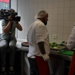 Zubereitung in der kalten Küche