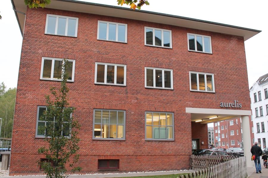 Büro in Altona: in der Harkortstraße