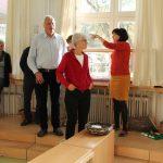 Führung durch die Kita Kinderburg in Borgfelde
