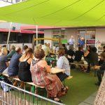 Sommerfest: diesmal in der Kita am Stadtpark in der City Nord