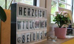 """""""Herzlich willkommen!"""""""