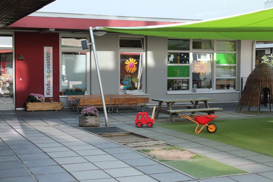 Kita Am Stadtpark (City Nord) sucht Erzieherin (w/m/i/t)