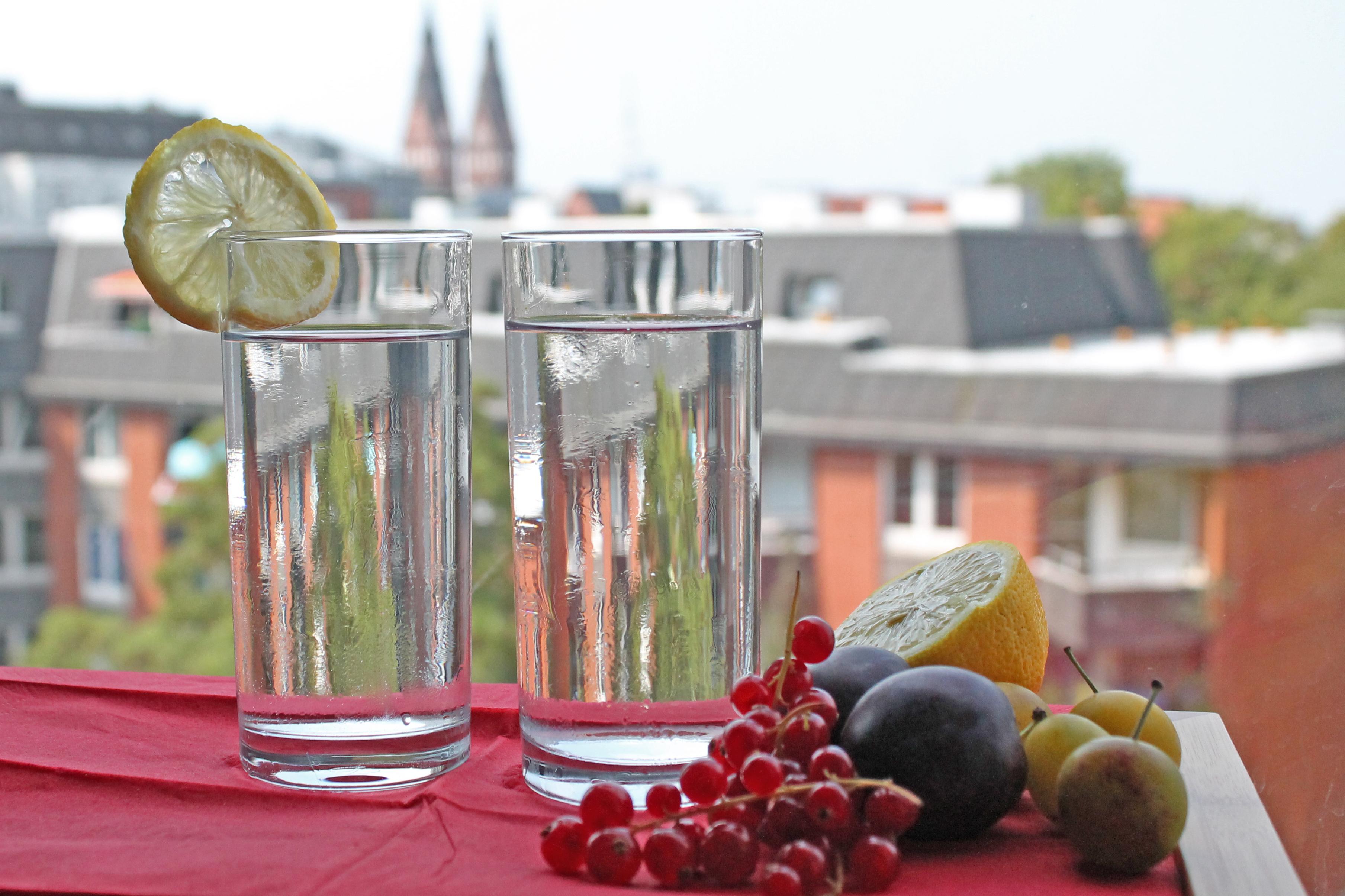 """Die neuen Trinkwasserspender: still oder medium (oder """"laut""""!)"""