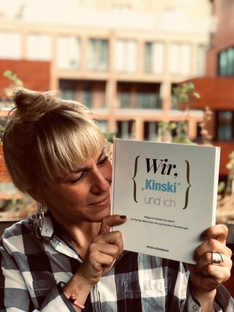 Autorin Wiebe Bökemeier